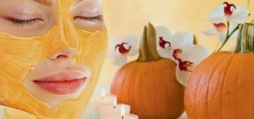 Тыквенные маски для гладкой и красивой кожи лица и зоны декольте