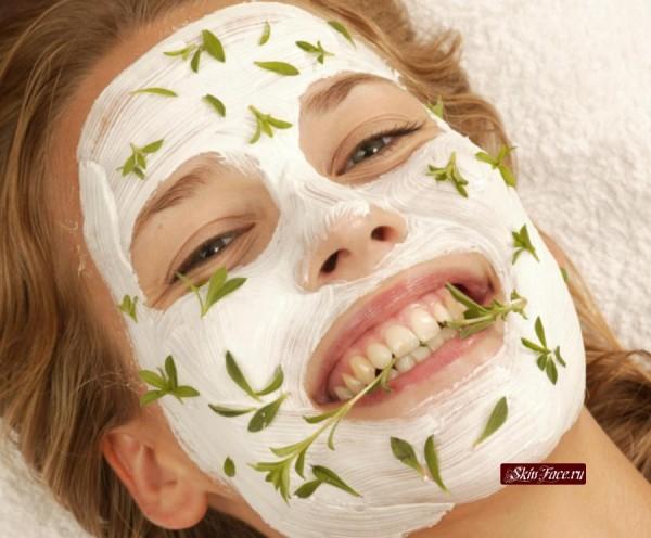 Лучшие маски для лица от прыщей в домашних условиях