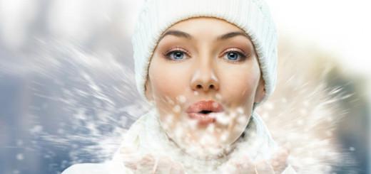 Грамотный уход за кожей лица зимой