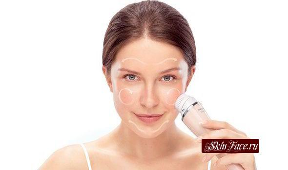 Philips VisaPure: идеальное очищение кожи за одну минуту