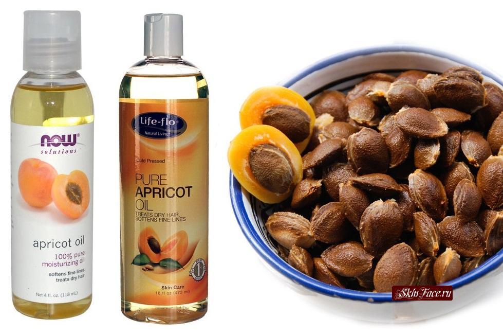 Натуральные косметические масла для ухода за кожей лица