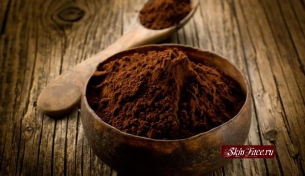 домашние маски для лица из кофе и шоколада