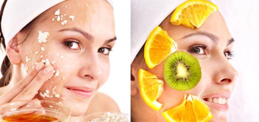 Домашние маски для комбинированной и проблемной кожи