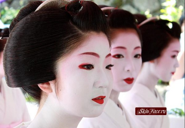 «Девять признаков красоты». Секреты гейши по уходу за лицом и телом.